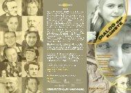 Download Flyer Dialog der Künste