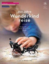 Wunderkind reise - Pressestelle der Universität Augsburg