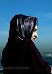 Frau mit Kopftuch am Bosporus: Leidenschaftliche Debatte um ...
