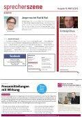 Hoose Regierungssprecher in Sachsen ... - Pressesprecher - Seite 7