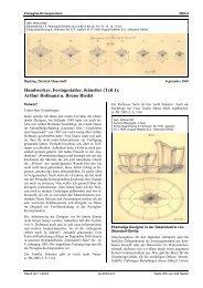 (Teil 1): Arthur Hofmann u. Bruno Riedel - Pressglas-Korrespondenz