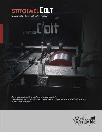 stitchwell colt brochure