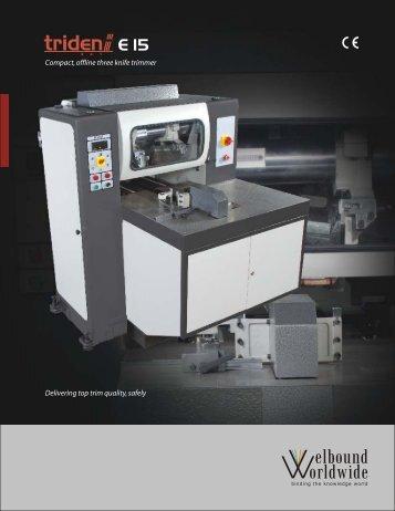Trident eo15 brochure