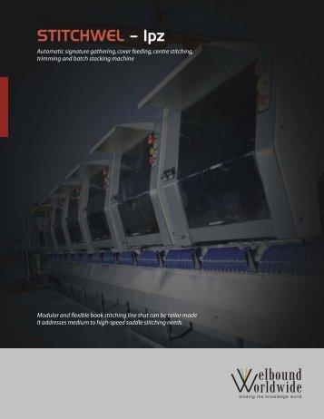 stitchwell brochure - Weboffset Machine Offset Printing India Web ...