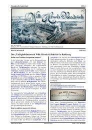 """""""Tafelglashüttenwerk W. Hirsch & Bedrich"""" in Radeberg - Pressglas ..."""