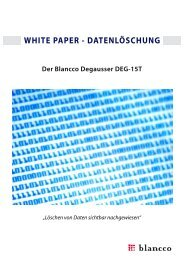WHITE PAPER - DATENLÖSCHUNG - All-About-SECURITY