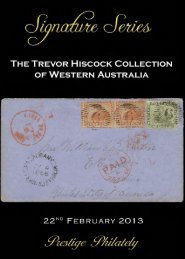 Western Australia - Prestige Philately