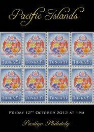 Pacific Islands - Prestige Philately