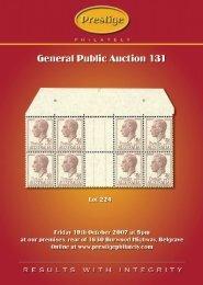 PDF Version - Prestige Philately