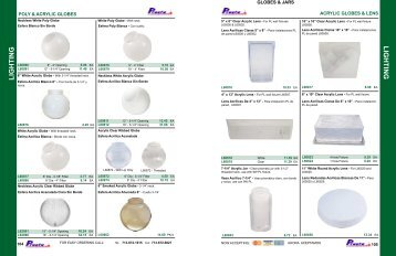 LIGHTING LIGHTING LIGHTING - Prestosupply.com - Presto Supply