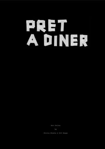 Download portfolio - Pret a Diner