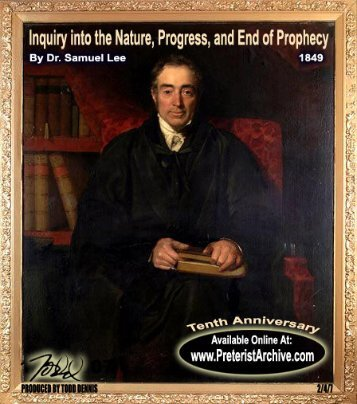 to read pdf of all books - The Preterist Archive