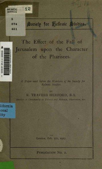 pdf file of entire book - The Preterist Archive