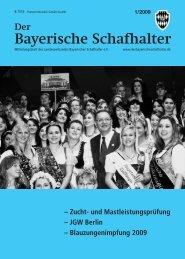 Bayerische Schafhalter - ALPINETGHEEP