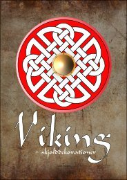 Viking – skjolddekorationer