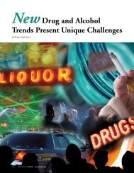NewDrug and Alcohol Trends Present Unique ... - Prevention First
