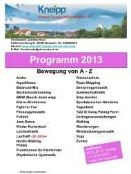 Download - Priessnitz-Kneipp-Verein Bexbach