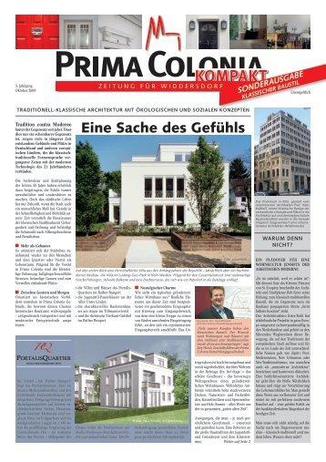 2 prima for Klassischer baustil
