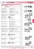 Kreiseleggenzinken Schrauben und Muttern - Seite 3