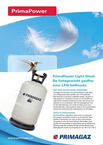 PrimaPower - Primagaz