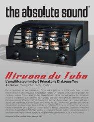 Nirvana du Tube - Durob Audio