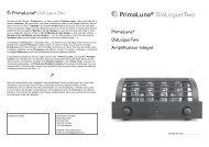 PrimaLuna® DiaLogue Two