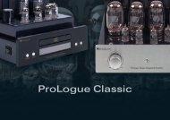 ProLogue Classic - PrimaLuna