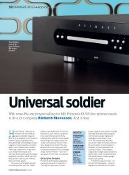 Universal soldier - More Music