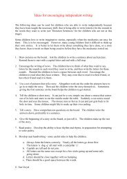 I - Writing ideas.pdf - Primarily Learning