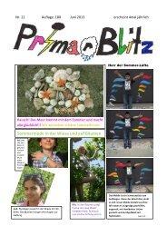 PrimarBlitz Nr.21 lesen - Primarschule Zwingen