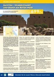 Ägypten - Prima Urlaub