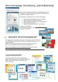 Technik-Bestellformular Partner 2013 inklBistroV2NEU - Prima Urlaub - Page 2