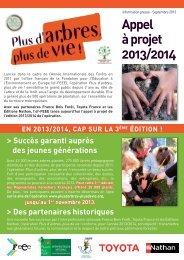En 2013/2014, Cap sur la 3ème édition! - Primavera