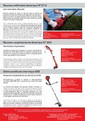 GAMME DE PRODUITS 2012 Tondeuses thermiques ... - Primavera - Page 4