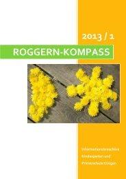 Roggern-Kompass Nr. 14 / Juni 2013 - Primarschulen Spiez