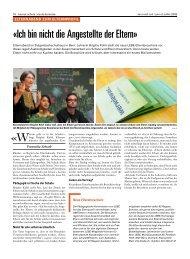 berner schule - Thun