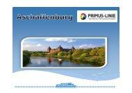 Aschaffenburg Präsentation - Primus-Linie