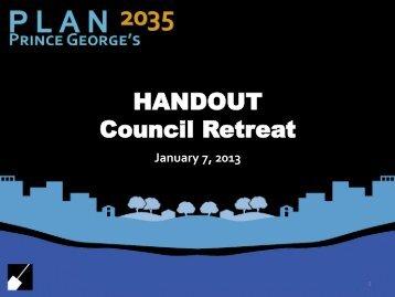 Plan 2035 - Prince George's County