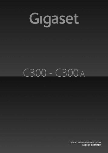Gigaset C300A