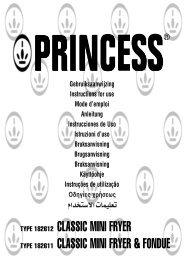 Manual - Princess