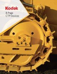 8-Page CTP Devices - Kodak