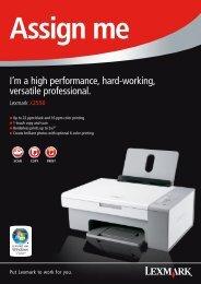 Assign me - Printerbase