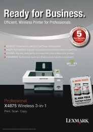 View Product Brochure - Printware
