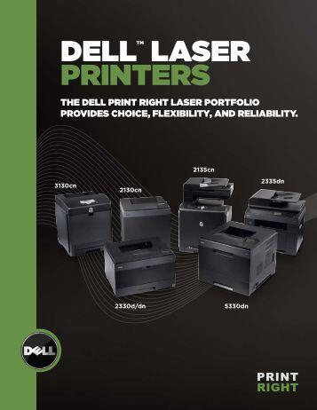 Dell™ laser Printers - Printware