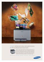 Download CLP-350N brochure - Samsung