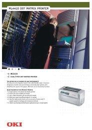 View Product Brochure - Printware