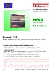 Prospekt im PDF- Format anzeigen - Printworld