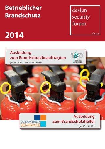 Betrieblicher Brandschutz - Priorit AG