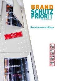 Revisionsverschlüsse - Priorit AG