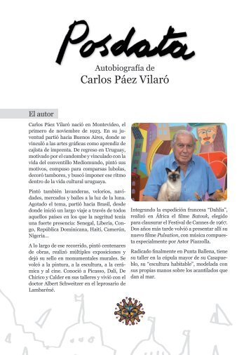 dossier Posdata - Prisa Ediciones